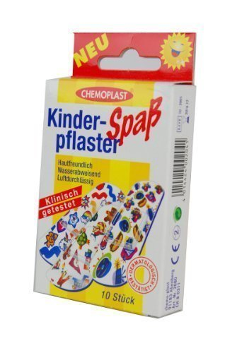 axisis gmbh  : FUN KIDS PLASTER 10pcs Patch PZN:3694397 by Axisis GmbH ...