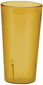 8-Ounce Clear Winco Pebbled Tumblers