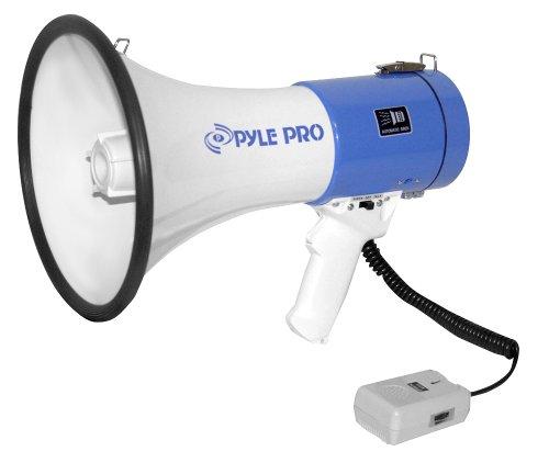 harga Pyle-Pro Professional Piezo Dynamic Megaphone, Blue Hargadunia.com