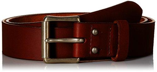 Red Wing Heritage Cinturón de Piel, Oro pionero, 34 US