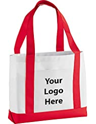 Large Boat Tote 100 Quantity 3 45 Each PROMOTIONAL PRODUCT BULK BRANDED With YOUR LOGO CUSTOMIZED