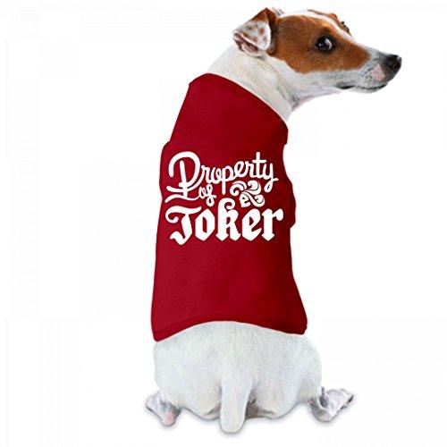 Holiday Costumes Columbus Ohio (Joker's Lil Buddy: Doggie Skins Dog Tank Top)