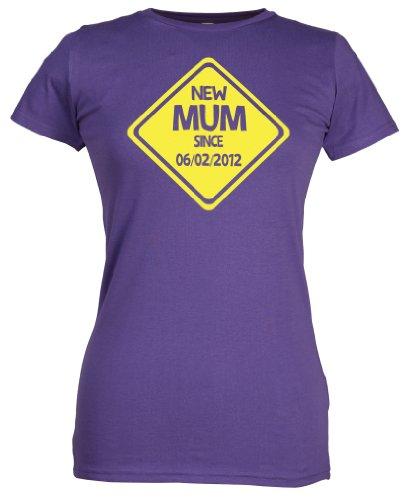 Rosa Spoilt El De Custom New Camiseta Sr Rotten Camisetas Mum Madre Regalo Mujer Día La 6Zq764n