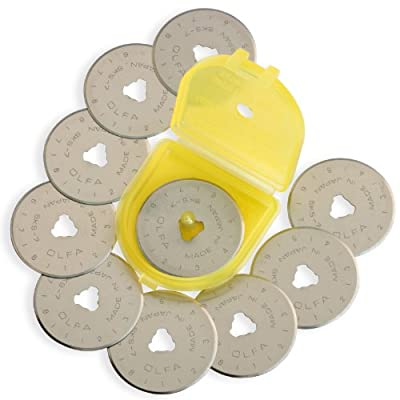 Olfa 28mm Rotary Blade Refill- 10 per Package by Olfa