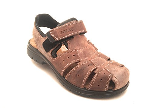 Sandalo Uomo ENVAL 58952 SOFT Fango EqTf8Z