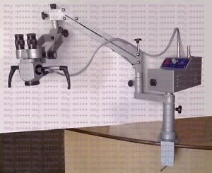 Tathastu Table Mount Portable Neuro Surgical Microscope [ ''5 Step'' Magnification ]