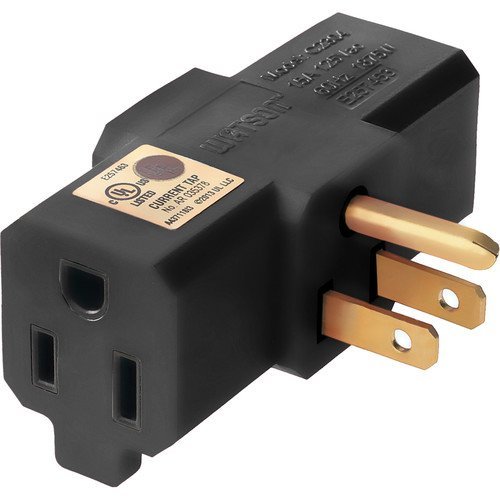 Watson Tri-Tap Power Adapter - Outlet Tri