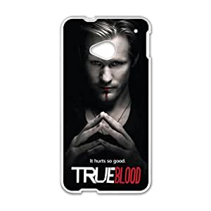 SANLSI True Blood Cell Phone Case for HTC One M7