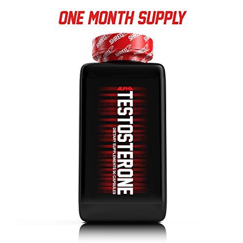 Meilleur Booster de testostérone pour Body Building par SHREDZ de base - 1 Programme du mois
