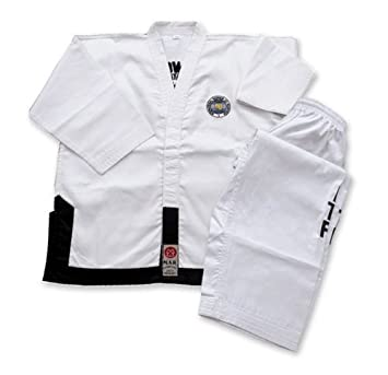 Playwell Artes Marciales Taekwondo Itf Cinturón Negro (Primeros ...