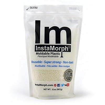 InstaMorph - Moldable Plastic - 32 oz by InstaMorph