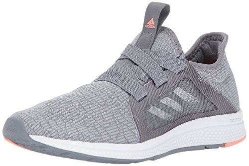 Womens Edge - adidas Performance Women's Edge Lux w Running-Shoes, Grey/Grey/Crystal White, 9 M US