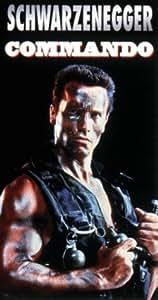 Commando [VHS]