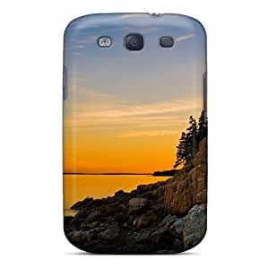 Faddish Phone Bass Harbor Lighthouse Acadia National Park Maine Case For Galaxy S3 / Perfect Case Cover