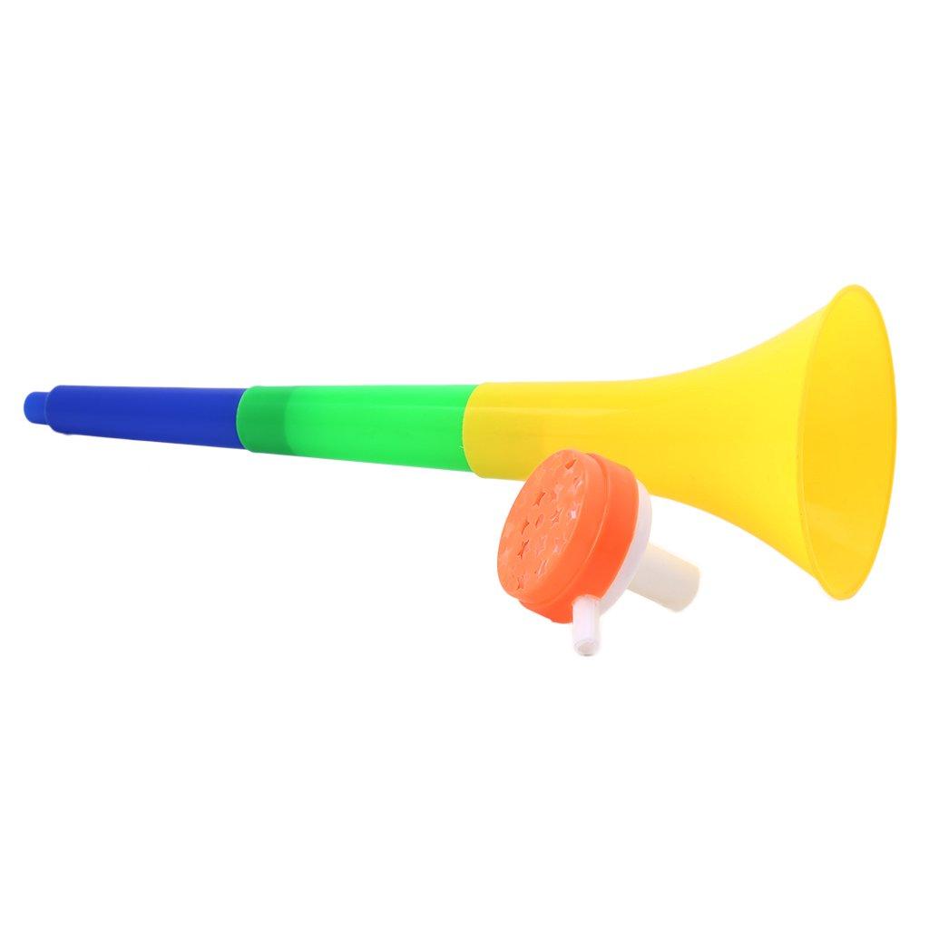 RingBuu Football Stadium Cheer Fan Horns Soccer Ball Vuvuzela Cheerleading Kid Trumpet