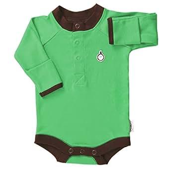 New For Baby Bodysuit in Palm 00 Newborn