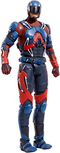 - DC Comics Multiverse Legends of Tomorrow The Atom Action Figure, 6