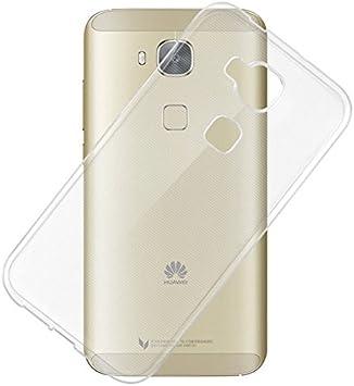 INNObeta 54-PQ36-BB38 - Funda TPU Silicona para Huawei G8: Amazon ...