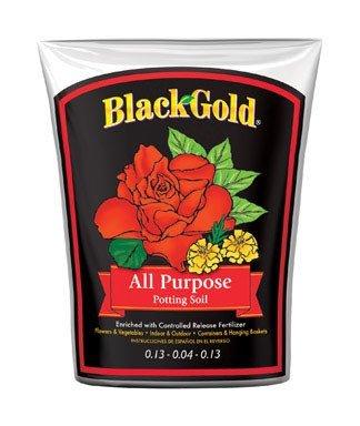 Black Gold 1310102 8-Quart All Purpose Potting...