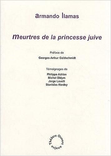 En ligne téléchargement gratuit Meurtres de la princesse juive pdf