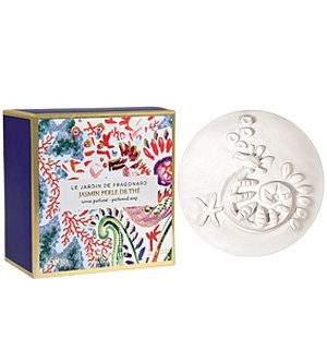 Fragonard Parfumeur Jasmin Perle de Thé Perfumed Soap - 150 (Perfumed Bath Pearls)