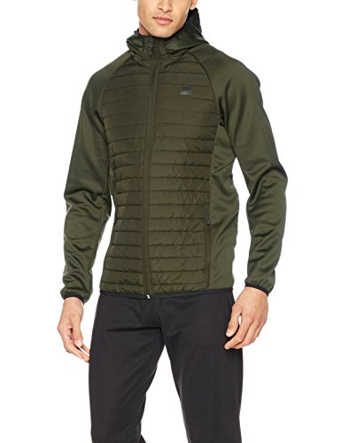 para Noos Chaqueta Verde Grape JACK Jcomulti amp; JONES Leaf Jacket Leaf Grape Hombre Quilted Fxg0WU