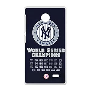 New York Yankees Banner Cell Phone Case for Nokia Lumia X