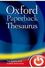 Oxford Paperback Thesaurus Print on Demand (Paperback)