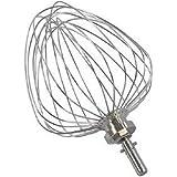New Circlip Shaft Kenwood KM020 Balloon 12 Wire Whisk Aluminium