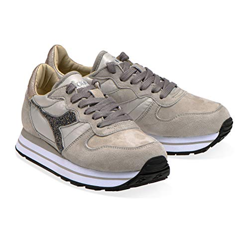 75072 Diadora Heritage Per Ash W Camaro Sneakers Ita Gray Dust Donna H nfA4n68r7