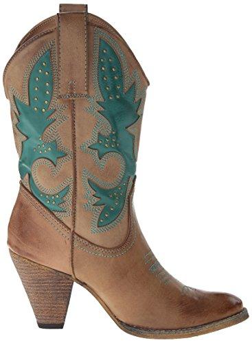 Very Volatile Women's Rio Grande Boot,Tan,7.5 B US