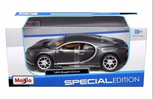Maisto Special Edition Bugatti Chiron Diecast Vehicle