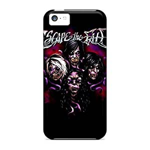 Dana Lindsey Mendez Fashion Protective Escape The Fate Case Cover For Iphone 5c