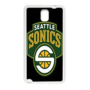 Seattle Sonics Cell Phone Case for Samsung Galaxy Note3