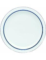 Тарелка Dansk Christianshavn Blue Salad Plate