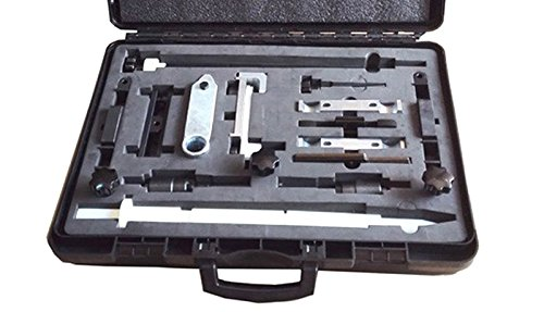 Porsche Timing Cover - PMD Products Master Cam Camshaft Timing Tool Kit is Compatible with Repair and Replace of Porsche Engines for 911 996 997 986 987 Cayenne
