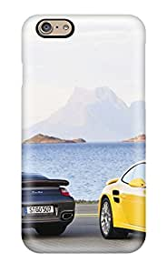Series Skin Cases Covers For Iphone 6(porsche 911 Turbo 2010)