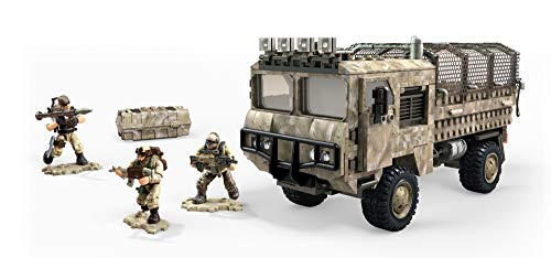 Mega Construx Call Of Duty Transport Truck