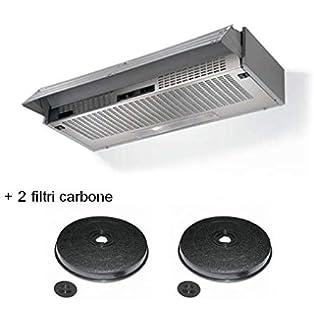 Faber - Cappa cucina sottopensile 60 modello 152 LG con filtro ...