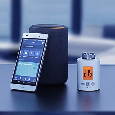 Eurotronic Spirit ZigBee - Termostato para radiador, Blanco ...