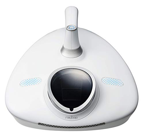 RAYCOP RN (New) UV Sanitizing HEPA Allergen Vacuum Effectively Removes Dust Mite Matters, Bacteria, Viruses and Pollen