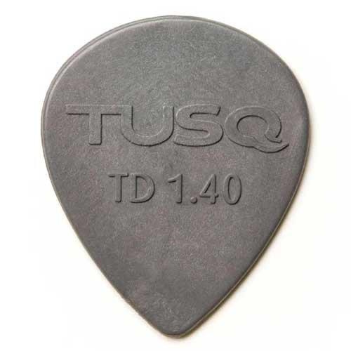 Graph Tech Tusq ティアドロップ 1.4mm ピック - 深め 6パック   B00COC9ZLC