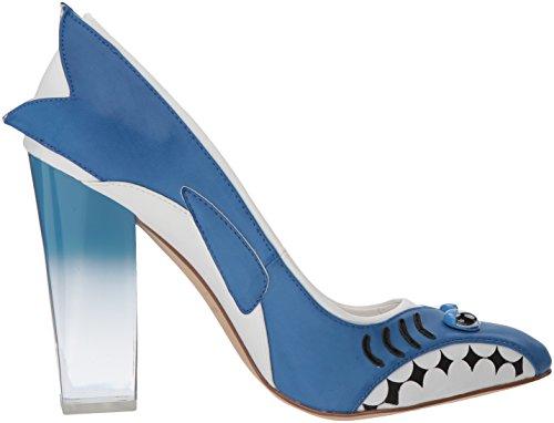Katy Perry Womens The Mako Pump Blue Bonnet
