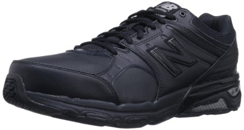 New Balance Men's MX857 Cross-Training Shoe,Black,9.5 D US