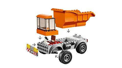 LEGO City - Camion della spazzatura, 60220 5 spesavip
