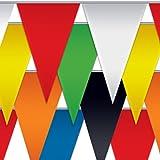Nylon Backstroke Flags – 45 Ft. (Pair) (Navy+White) Review