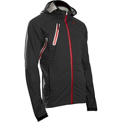 (Sugoi Men's Icon Jacket, Black, Large)