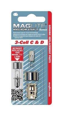 Mag LMXA301 3 Cell Xenon Flashlight Replacement Bulb ()