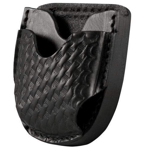 Boston Leather Open Top Handcuff Case