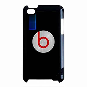 For iPod Touch 4th Funda, High Quality Beatsaudio Logo Phone Funda